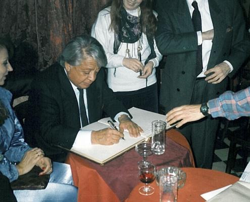 Homenaje a Oswaldo Guayasamín