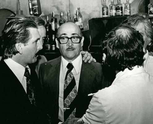 Ricardo Mntesino and Leopoldo Díaz Velez