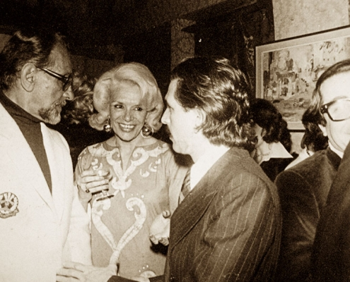 Lino Palacio, Diana Ingro and Ricardo Montesino