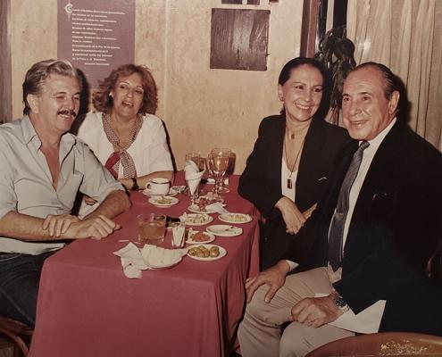Puyeta Videla Dorna y Juancito Díaz